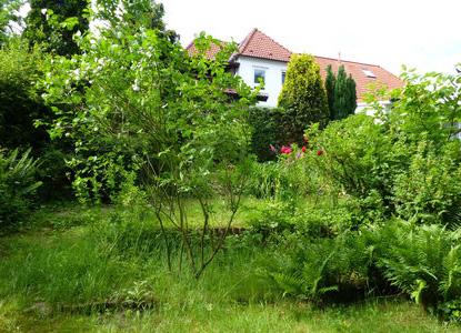 2-Zimmer-Wohnung mit großem Garten in Hamburg-Boberg
