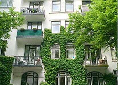 3 Zimmer Wohnung in Winterhude