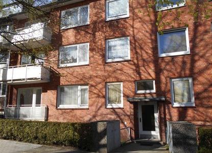 3 Zimmer Wohnung in Groß Borstel