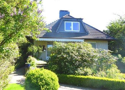 Einfamilienhaus in Hummelsbüttel